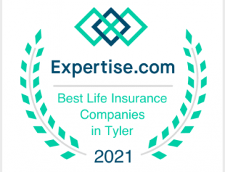 Claeys Group Insurance Services Named Top Life Insurance Company in Tyler for 2021 by Expertise.com